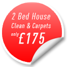 2 Bed House End of Tenancy Cleaning Offer Hampshire